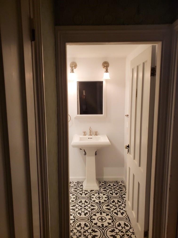 Danbury, CT Bathroom Remodel 3 | Solimine Contracting LLC