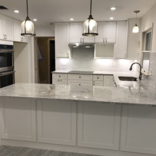 New Canaan Kitchen Renovation